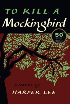 Buchdeckel To Kill a Mockingbird