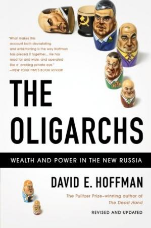 Sampul buku The Oligarchs: Wealth And Power In The New Russia
