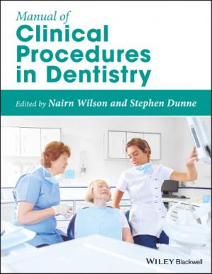Book cover Manual of Clinical Procedures in Dentistry