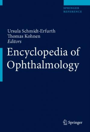 पुस्तक कवर Encyclopedia of Ophthalmology
