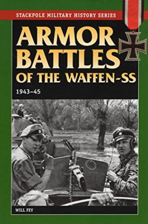 Copertina Armor battles of the Waffen-SS, 1943-45