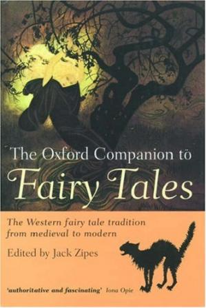 Sampul buku The Oxford Companion to Fairy Tales