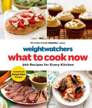 Buchdeckel Weight watchers what to cook now : 300 recipes for every kitchen