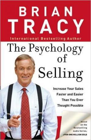 Book cover The Psychology of Selling: Increase Your Sales Faster and Easier Than You Ever Thought Possible
