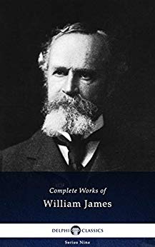 Book cover Delphi Complete Works of William James