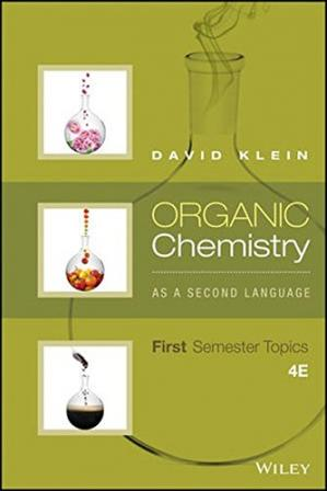 Book cover Organic Chemistry As a Second Language: First Semester Topics