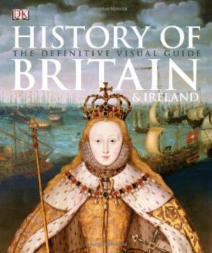 Book cover History of Britain & Ireland