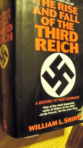 Copertina The Rise and Fall of the Third Reich