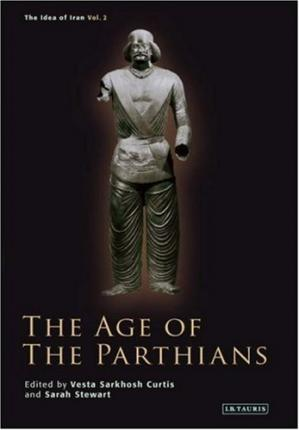 Book cover The Idea of Iran, volume II: The Age of the Parthians