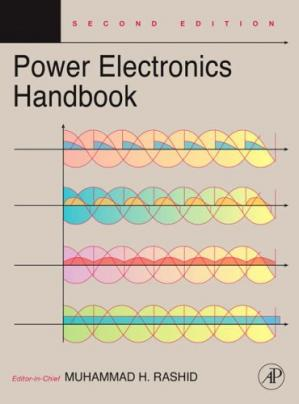Okładka książki Power electronics handbook: Devices, circuits and applications