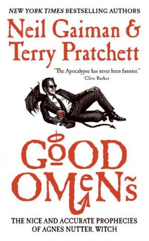 Book cover Good Omens