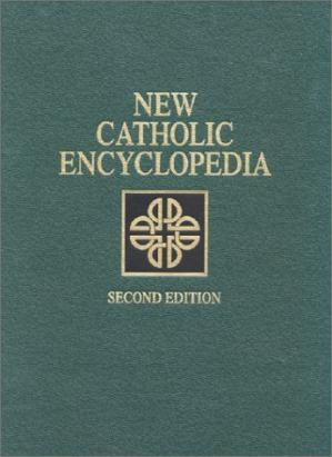 A capa do livro The New Catholic Encyclopedia, 2nd Edition (15 Volume Set)