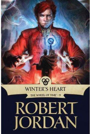 La couverture du livre Winter's Heart