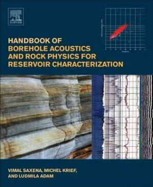 Book cover Handbook of Borehole Acoustics and Rock Physics for Reservoir Characterization
