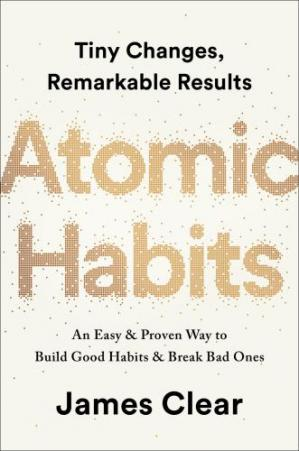 Book cover Atomic habits