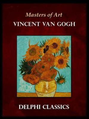 Обложка книги Delphi Complete Works of Vincent van Gogh