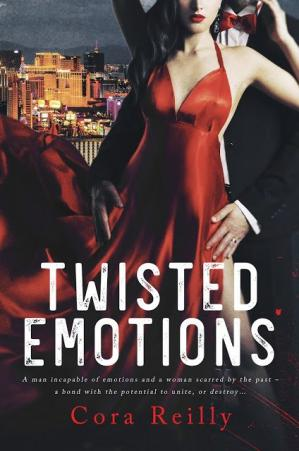 Book cover Twisted Emotions