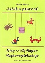 Book cover Play With Paper Papierspielzeuge.