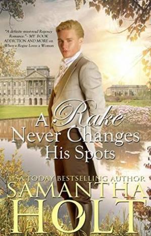 Book cover A Rake Never Changes His Spots