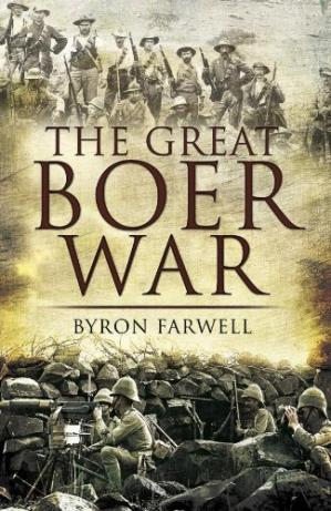 Portada del libro Great Boer War