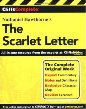 د کتاب پوښ The Scarlet Letter (Cliffs Complete)