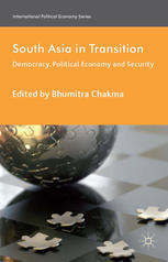 Book cover South Asia in Transition: Democracy, Political Economy and Security