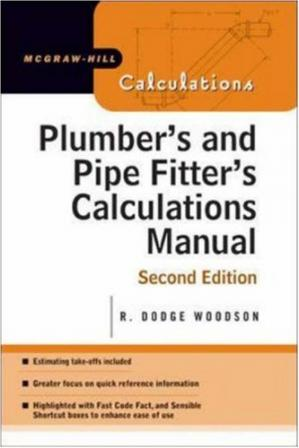 Sampul buku Plumber's and Pipe Fitter's Calculations Manual, 2nd Edition