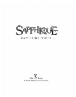Book cover Sapphique