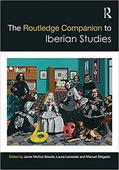 ปกหนังสือ The Routledge Companion to Iberian Studies