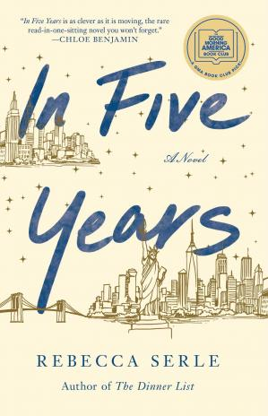Couverture du livre In Five Years
