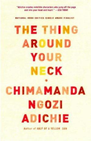 Обложка книги The Thing Around Your Neck