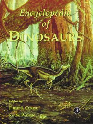 Book cover Encyclopedia of Dinosaurs