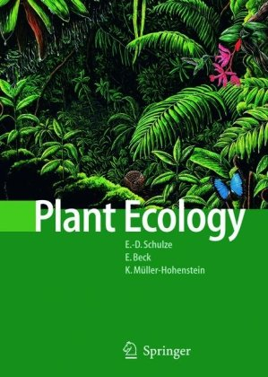 Book cover Plant Ecology