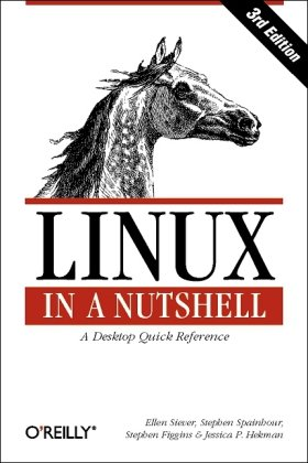 Copertina Linux in a Nutshell 6th Edition