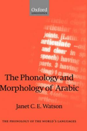 Book cover The Phonology and Morphology of Arabic