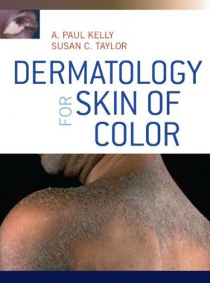 Book cover Dermatology for Skin of Color