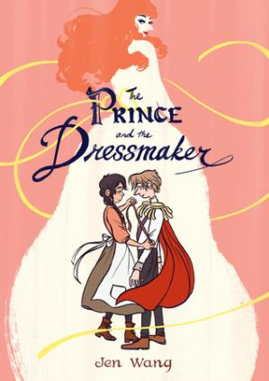 Book cover The Prince and the Dressmaker