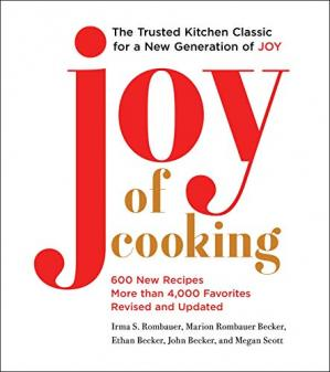 Book cover Joy of Cooking
