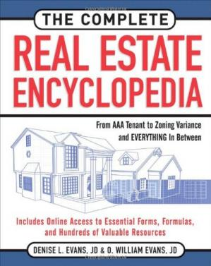 Book cover The Complete Real Estate Encylcopedia