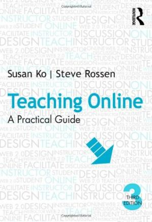 Book cover Teaching Online: A Practical Guide