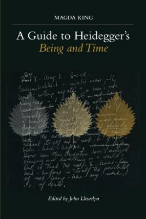 Book cover A Guide to Heidegger's Being and Time