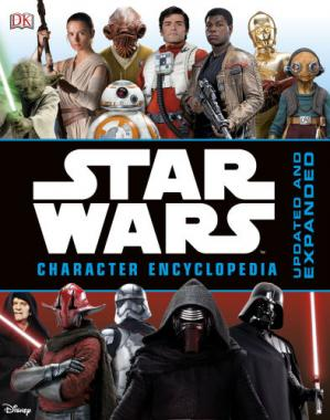 Book cover Star Wars Character Encyclopedia