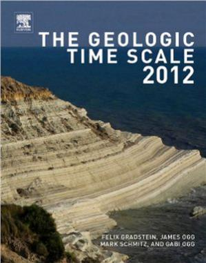 Book cover The Geologic Time Scale 2012