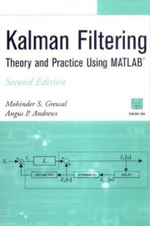 Обкладинка книги Kalman Filtering  Theory and Practice using MATLAB