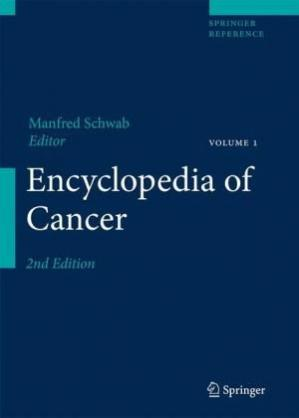 غلاف الكتاب Encyclopedia of Cancer (4 Volume Set)