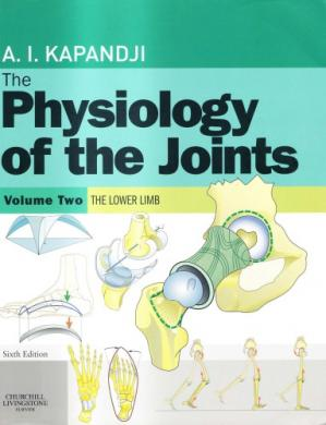 Book cover The physiology of the joints