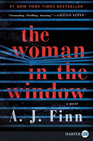 Book cover The Woman in the Window: A Novel