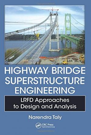 Book cover Highway Bridge Superstructure Engineering : LRFD Approaches to Design and Analysis