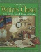 Book cover Writer's Choice Grade 8 Student Edition : Grammar and Composition