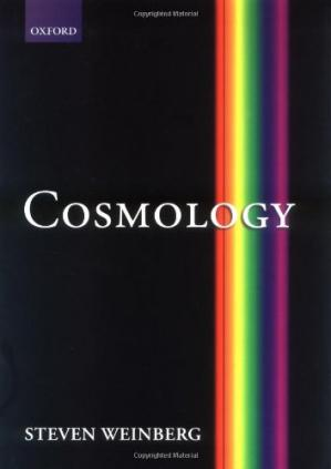 Book cover Cosmology